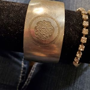 Sarah Coventry cuff